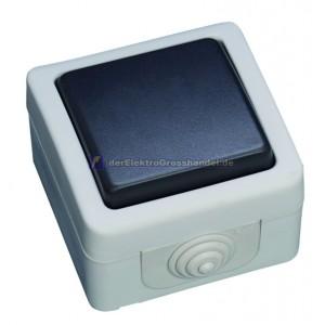 Wasserdicht Schalter für Außenbereich, IP44