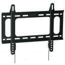 "Soportes para monitores LED de 23"" a 37"". color negro."
