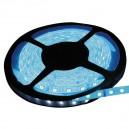 Rollo de 5 metros de tira LED 7,2W/m Azul