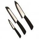 Set de 3 cuchillos de cerámica