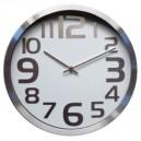 Reloj de Cocina Blanco Ø30