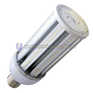LED-Lampe E27 36W 4320lm 5000-5500K 81LEDs Samsung IP63