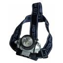 Linterna de cabeza de 1 LED de 1 W ultrabillo con cintas ajustables