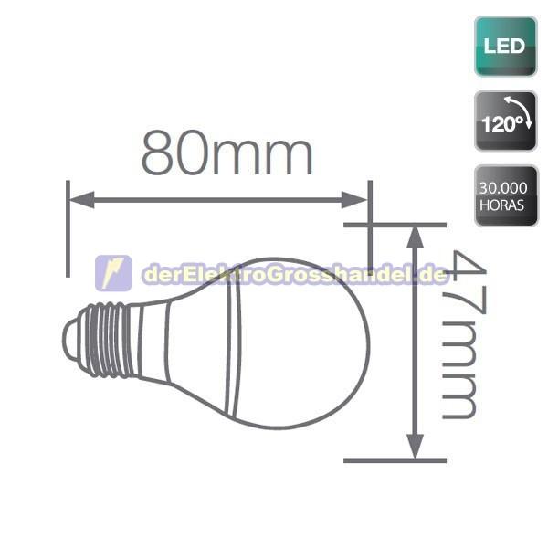 Grosshändler, LED Beleuchtung E27 Dekorative LED Lampe 3W