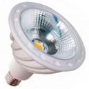 E27 PAR38 LED-Lampe COB 19W 1380lm 3000K 38º