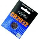Pila de Lithio CR2032 3 V Fujitsu