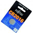 Pila de Lithio CR2016 3 V Fujitsu