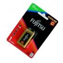 Caja 10 u. Pila alcalina 6LR61 9 V Fujitsu