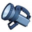 Linterna cañon de luz halogena de 3.000000 de candelas 12V 55w