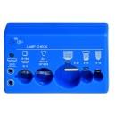 Comprobador de bombillas universal con indicador acustico.